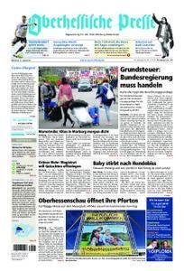 Oberhessische Presse Marburg/Ostkreis - 11. April 2018