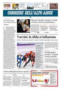 Corriere dell'Alto Adige - 27 Febbraio 2018
