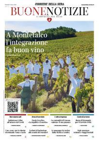 Corriere della Sera Buone Notizie - 9 Marzo 2021