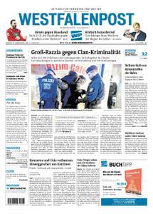 Westfalenpost Wetter - 14. Januar 2019