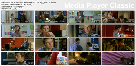 (Comedie Romance) J'me sens pas Belle (DVDrip) 2004  Re-post