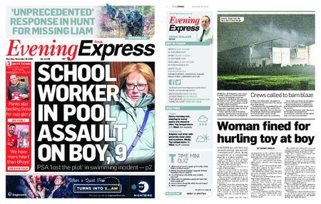 Evening Express – November 29, 2018