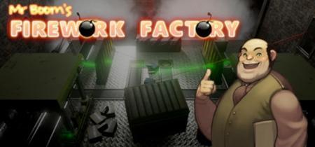 Mr Boom's Firework Factory (2019)