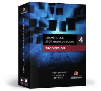 FrameForge Storyboard Studio Pro 4.0 Build 134