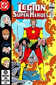 Legion of Super-Heroes 296 digital LP