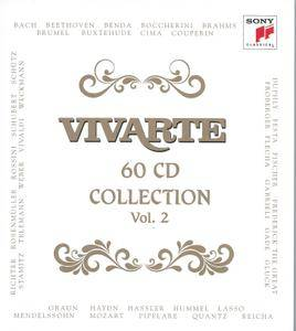 VA - Vivarte Collection, Vol. 2 (2016) (60 CD Box Set) FLAC