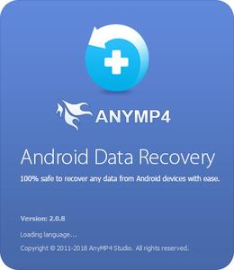 AnyMP4 Android Data Recovery 2.0.8 Multilingual