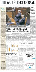 The Wall Street Journal - 7 April 2021