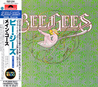 Bee Gees - Main Course (1975) Japanese Reissue 1993 [Re-Up]