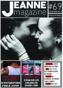 Jeanne Magazine – novembre 2019