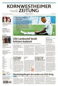 Kornwestheimer Zeitung - 18. Juni 2018