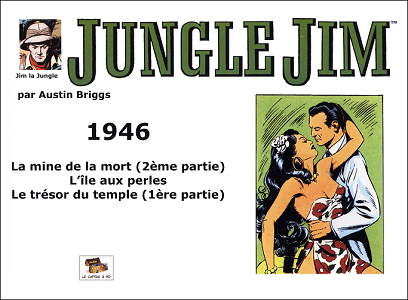 Jungle Jim - Tome 9 (Int. 1946)