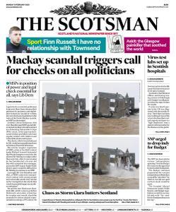 The Scotsman - 10 February 2020
