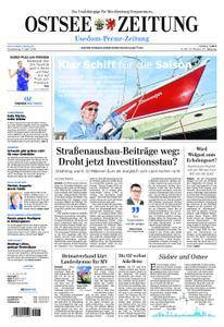 Ostsee Zeitung Wolgast - 11. April 2019