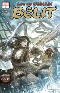 Age of Conan-Belit-Queen of the Black Coast 02 of 05 2019 Digital Bean