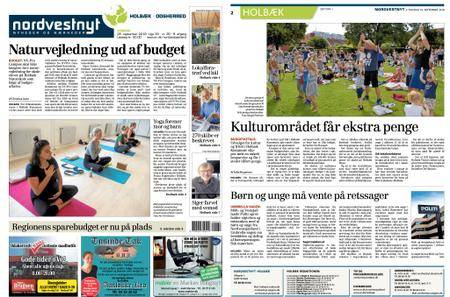 Nordvestnyt Holbæk Odsherred – 25. september 2018
