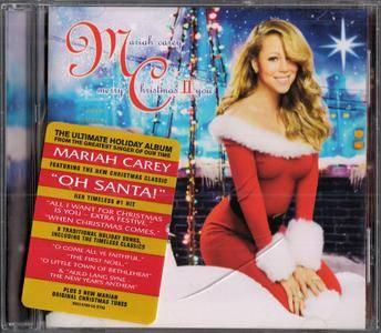 Mariah Carey - Merry Christmas II You (2010)