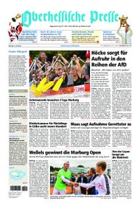 Oberhessische Presse Marburg/Ostkreis - 15. Juli 2019