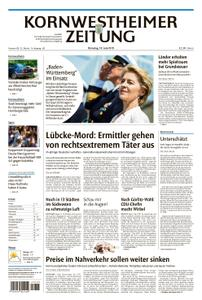 Kornwestheimer Zeitung - 18. Juni 2019