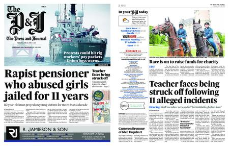The Press and Journal Moray – June 18, 2019