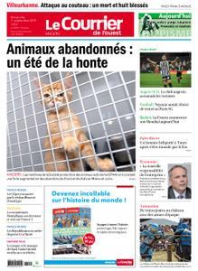 Le Courrier de l'Ouest Angers – 01 septembre 2019