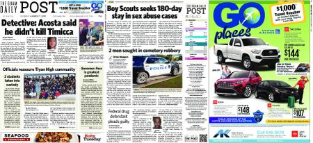 The Guam Daily Post – March 07, 2020