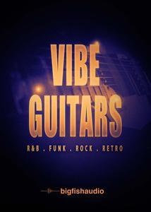Big Fish Audio Vibe Guitars KONTAKT / MULTiFORMAT