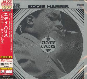 Eddie Harris - Silver Cycles (1968) {2013 Japan Jazz Best Collection 1000 Series WPCR-27474}