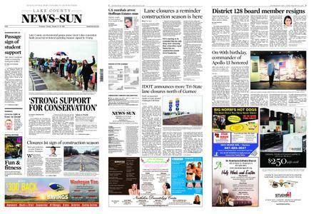 Lake County News-Sun – March 24, 2018
