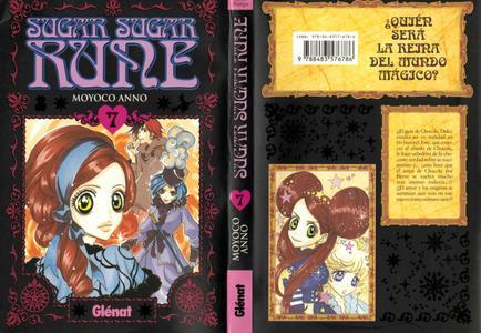 Sugar Sugar Rune Tomo 7