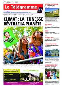 Le Télégramme Concarneau – 21 septembre 2019