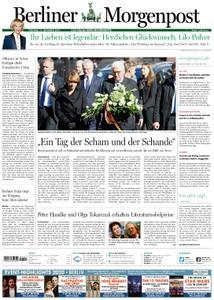 Berliner Morgenpost – 11. Oktober 2019