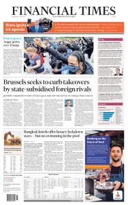 Financial Times Europe - June 3, 2020