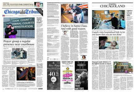 Chicago Tribune – December 25, 2018
