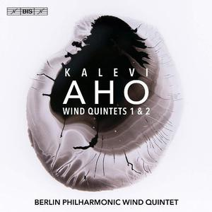 Berlin Philharmonic Wind Quintet - Kalevi Aho: Wind Quintets Nos. 1 & 2 (2018)