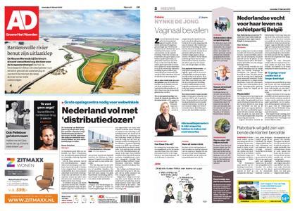 Algemeen Dagblad - Woerden – 12 februari 2020