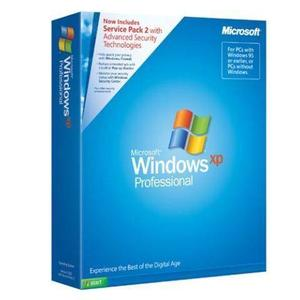Microsoft Windows XP Professional Corporate SP2 Integrated April 2007 ISO ETH0