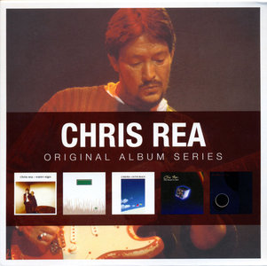 Original Album Series: Chris Rea (2009) [5CD Box Set, Rhino 0825646839766]