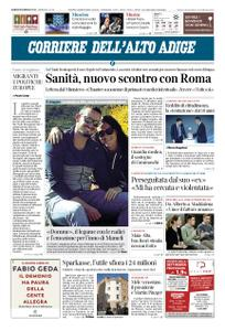 Corriere dell'Alto Adige – 08 febbraio 2019