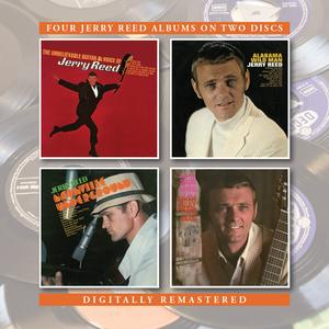 Jerry Reed - Four Original RCA Albums (2016) {2CD Set BGO Records BGOCD1267 rec 1967-1969}