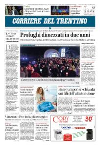 Corriere del Trentino – 02 gennaio 2020
