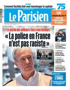 Le Parisien du Jeudi 4 Juin 2020