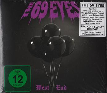 The 69 Eyes - West End (2019)