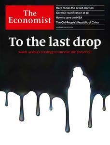 The Economist Latin America – 02 November 2019