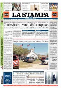 La Stampa - 6 Novembre 2017