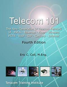 Telecom 101: CTA Study Guide and High-Quality Reference Book Covering All Major Telecommunications Topics...