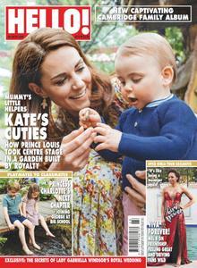 Hello! Magazine UK - 10 June 2019