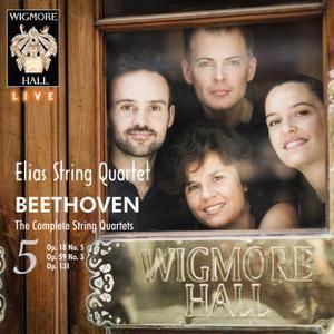 Elias String Quartet - Beethoven String Quartets, Vol. 5 (2018) [Official Digital Download 24/96]
