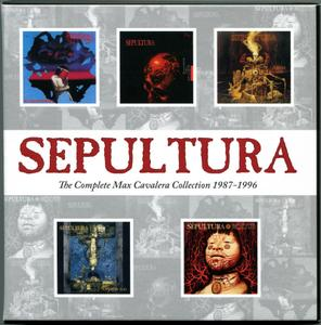 Sepultura - The Complete Max Cavalera Collection 1987-1996 (2003) [5CD Box Set]