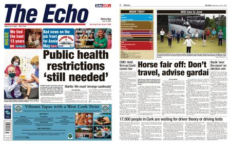Evening Echo – July 10, 2021